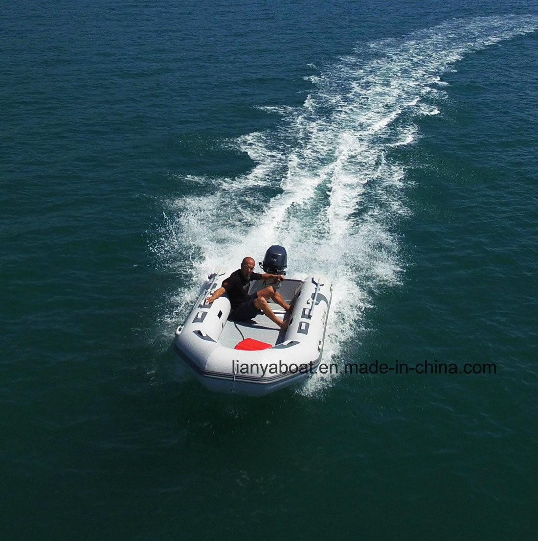 Liya 2-7m Dinghy Inflatable Boat PVC Tender