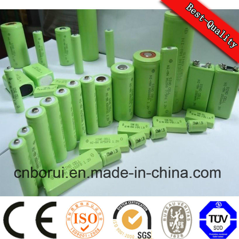 503035 3.7V 500mAh Capacity Customized Li-Polymer Rechargeable Battery