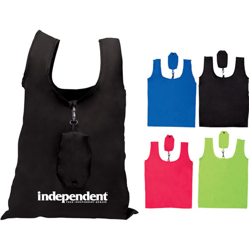 Promotional Drawstring Cotton Bag with Customer Logo Printing