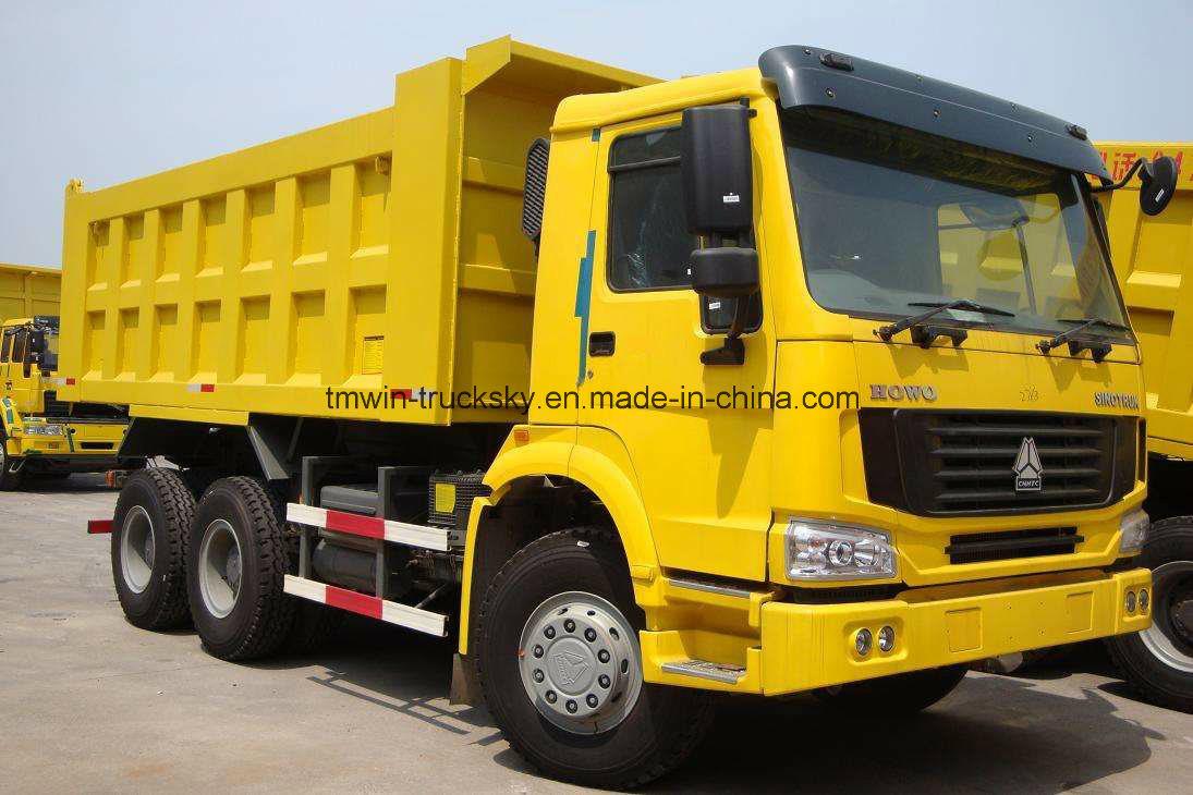 Sinotruck Group 32500dollar HOWO Dump Tractor Truck