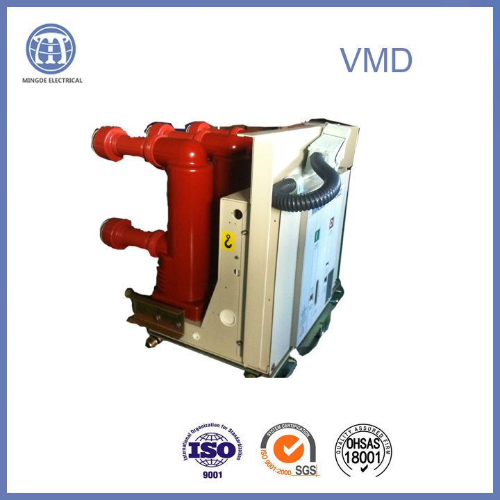 17.5kv 630A 1250A 1600A Triple Poles 60Hz Vmd Indoor Vacuum Circuit Breaker of Good Quality