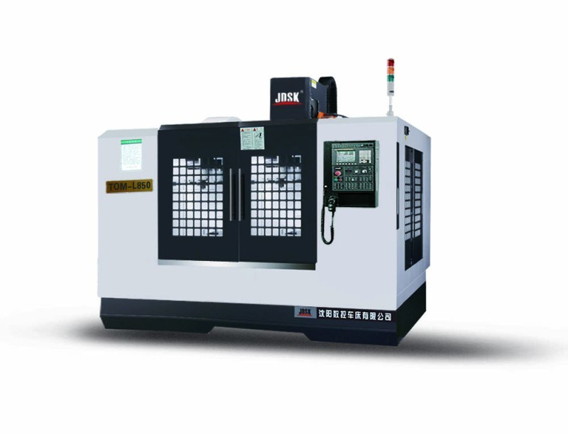 High Speed China Vertical CNC Milling Machine / Vmc 850 1060