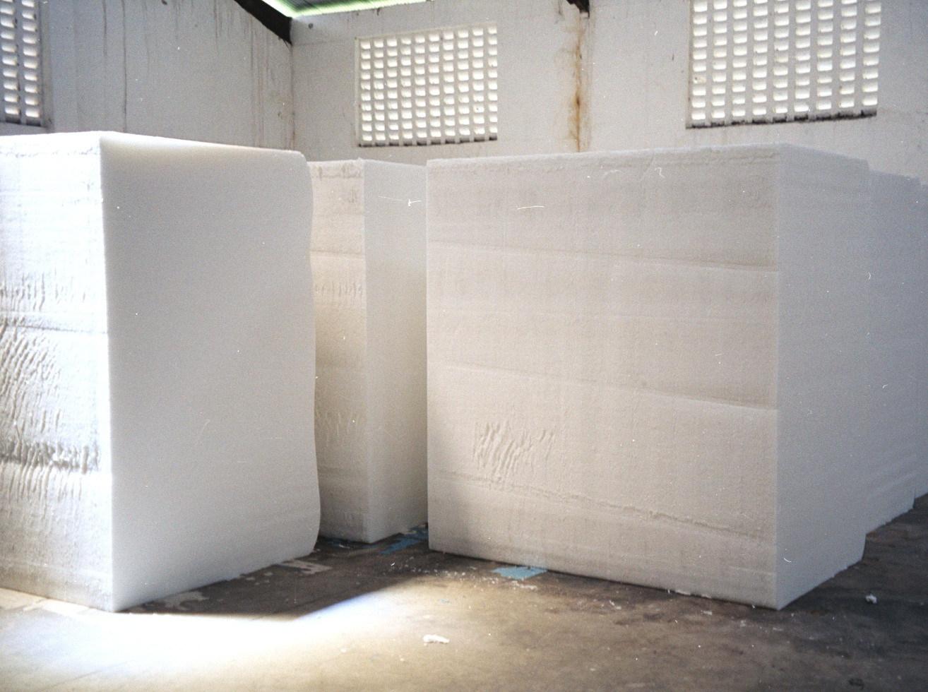Auto Vacuum Foam Machine