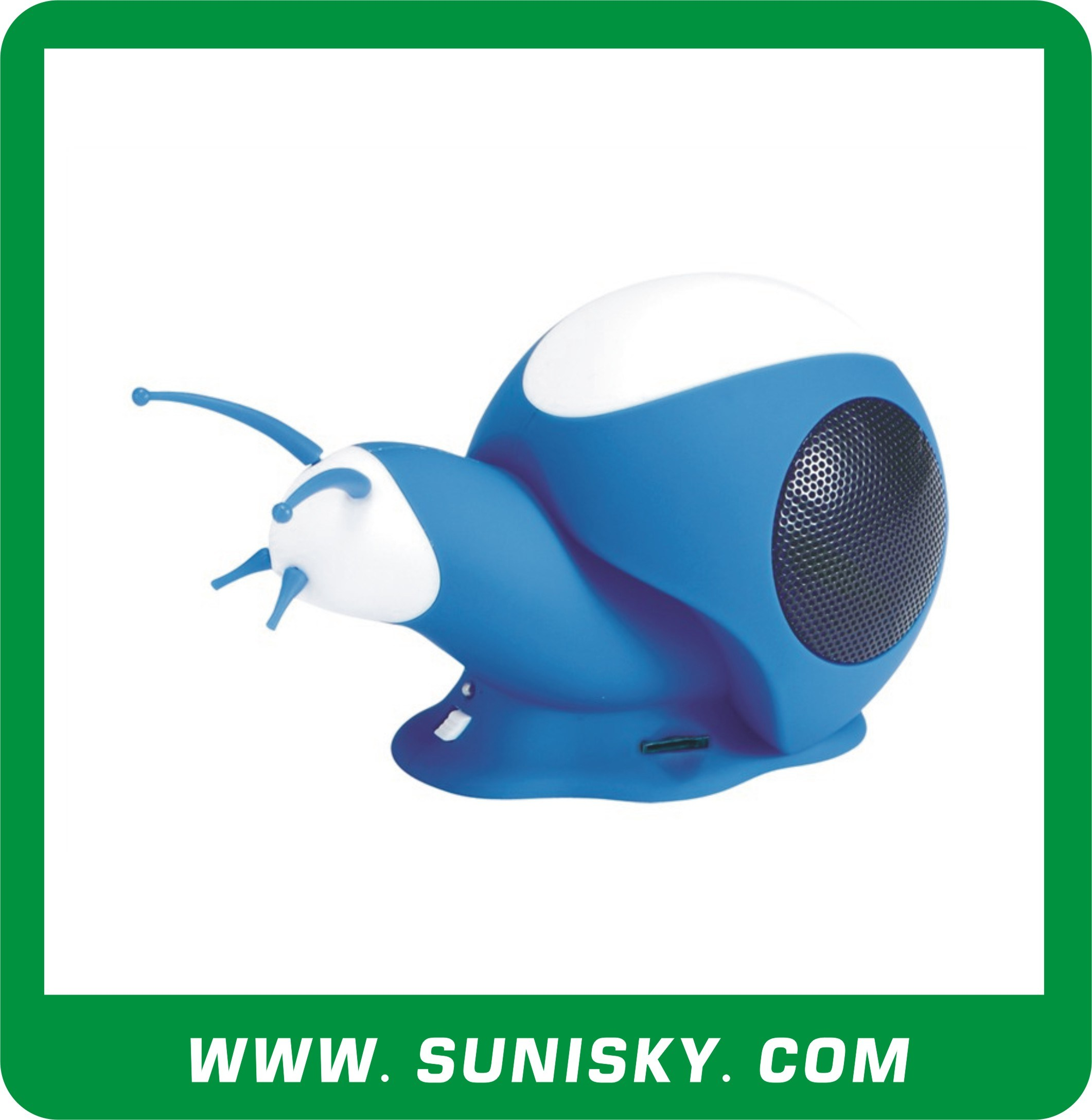 Snail Design Mini Speaker