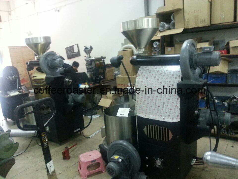 10kg Commercial Coffee Roaster/10kg Industrial Coffee Roaster