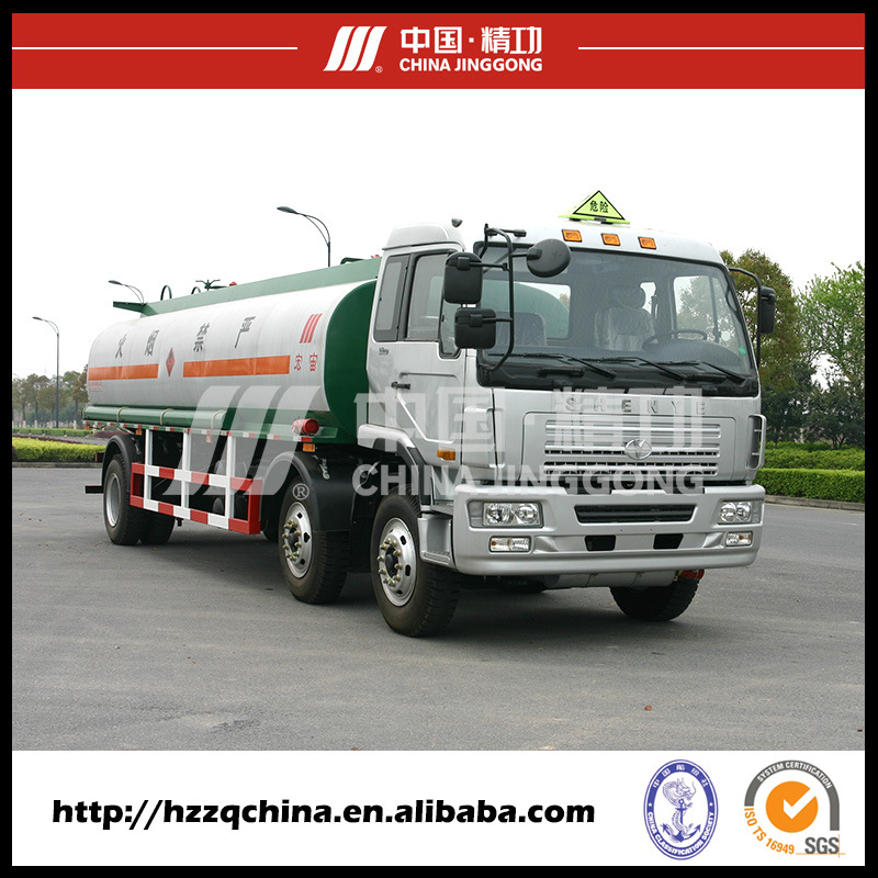 Chinese Manufacturer Offer Oil Tank Truck (HZZ5254GJY) with High Performance