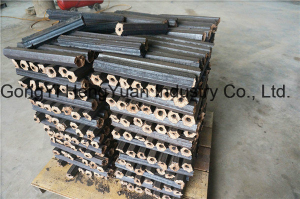 High Efficiency Firewood Sawdust Briquette Making Machine