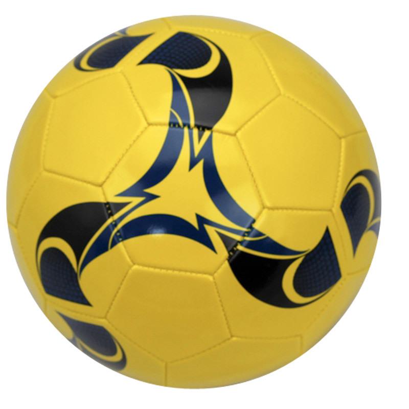 Metallic Leather Football