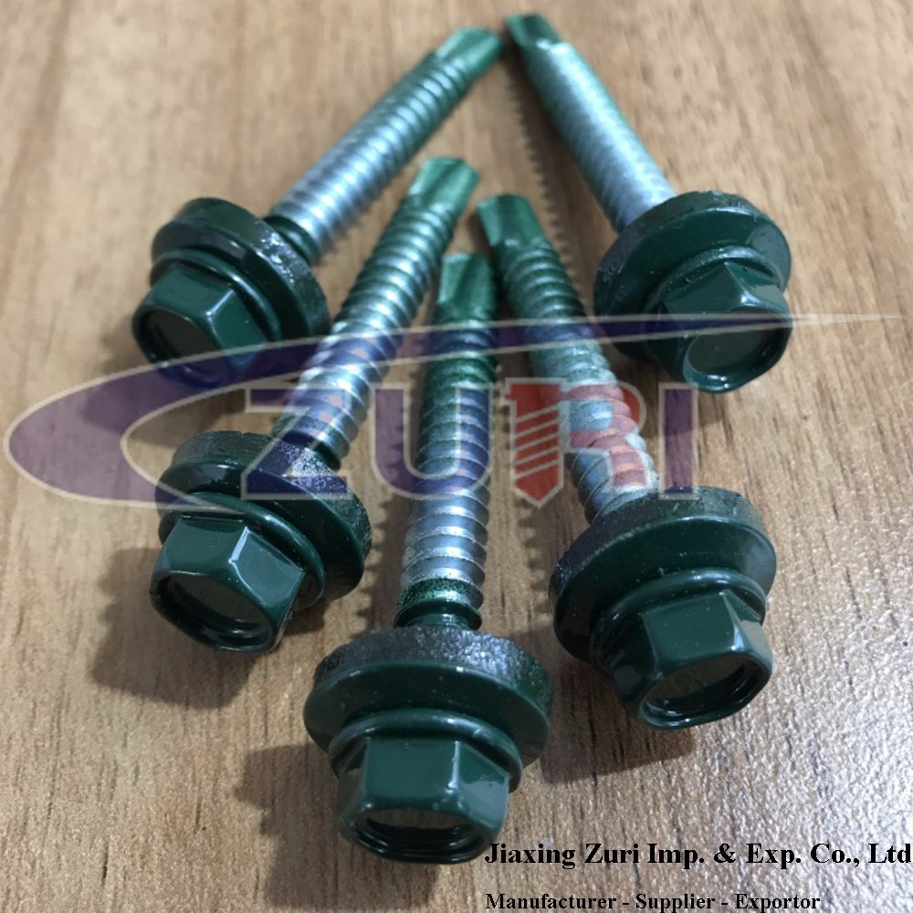 Roofing Screw 14X2′′ Green