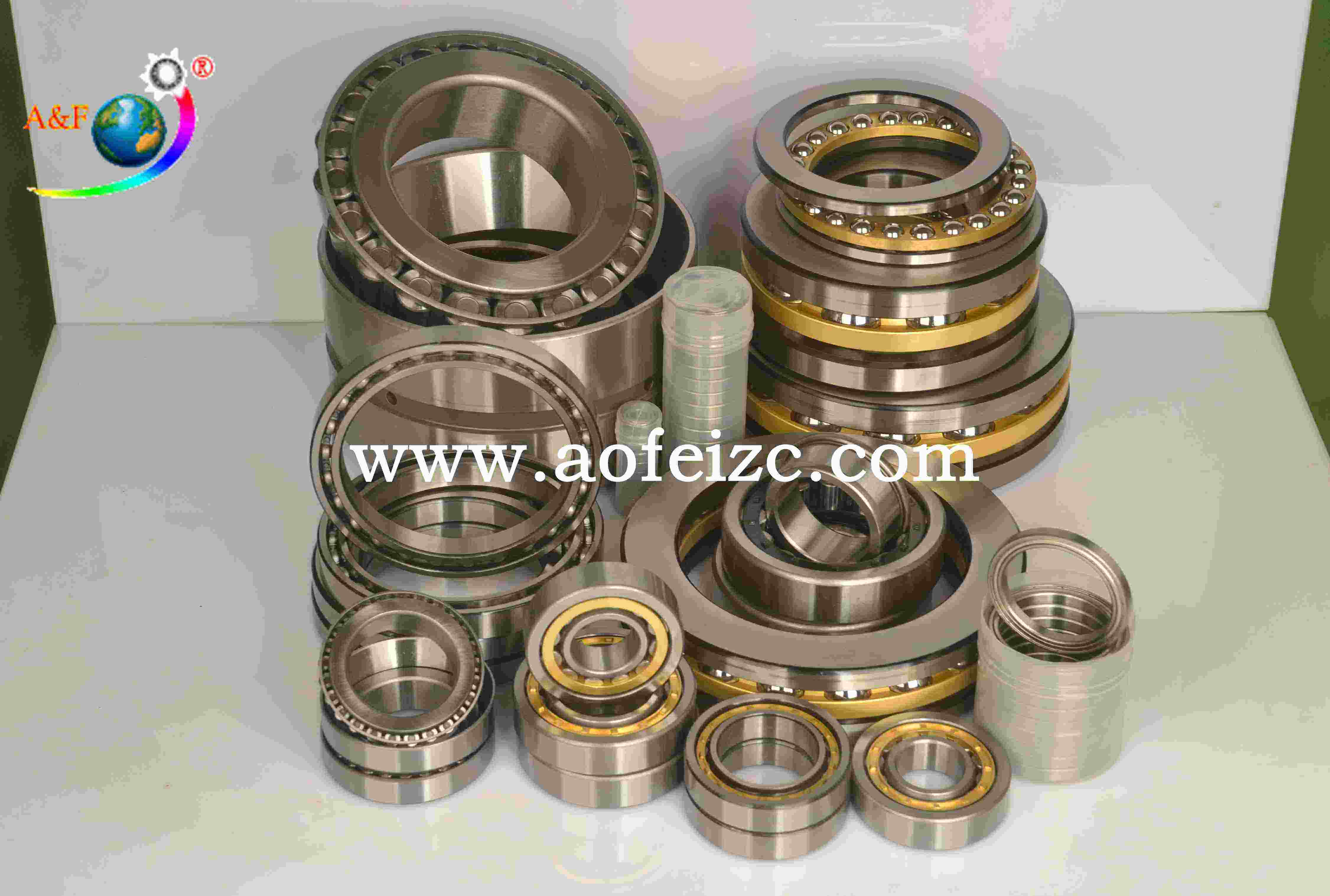 A&F Bearing/Deep groove ball bearing/Tapered roller bearing/Spherical bearing/Roller bearing/Ball bearing 6204 to 6240