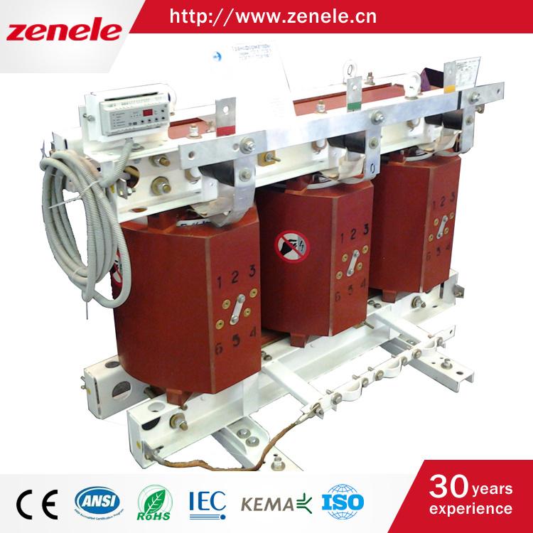Three Phase Dry Type Transformer, 1000kVA, 11/0.4kv