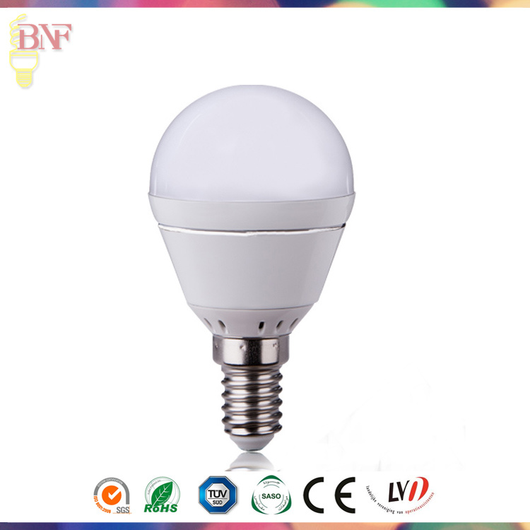 G45 LED Die-Casting Aluminum Factory Global Bulb 4W/6W/8W with Wholesale Day Light