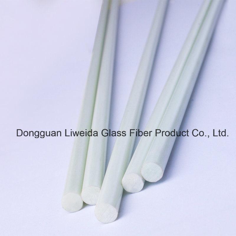 High Strength Corrossion Ressistant Fiberglass/FRP Pole, Epoxy Rod
