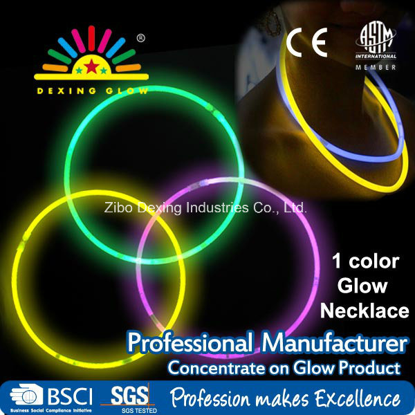 22′′ Glow Necklace, Glow Stick Necklace