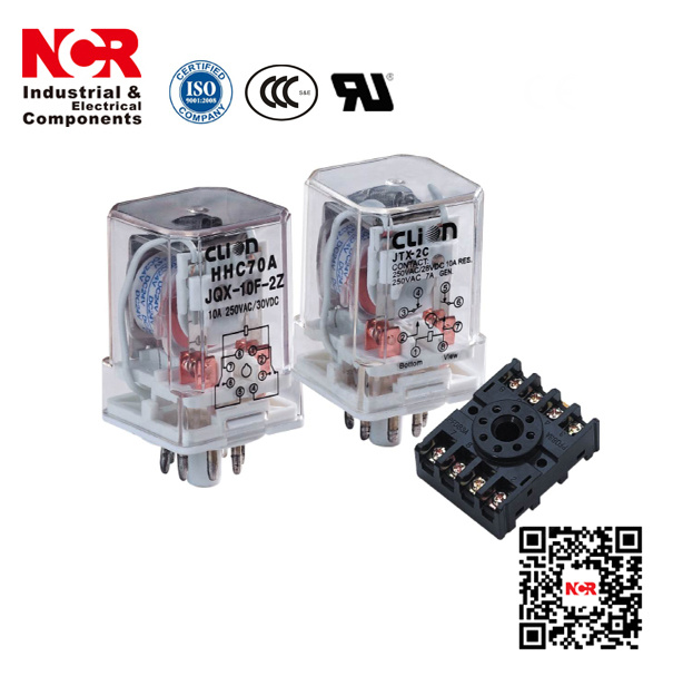 General-Purpose Relay/Industrial Relay (JQX-10F-2Z/JTX2C)