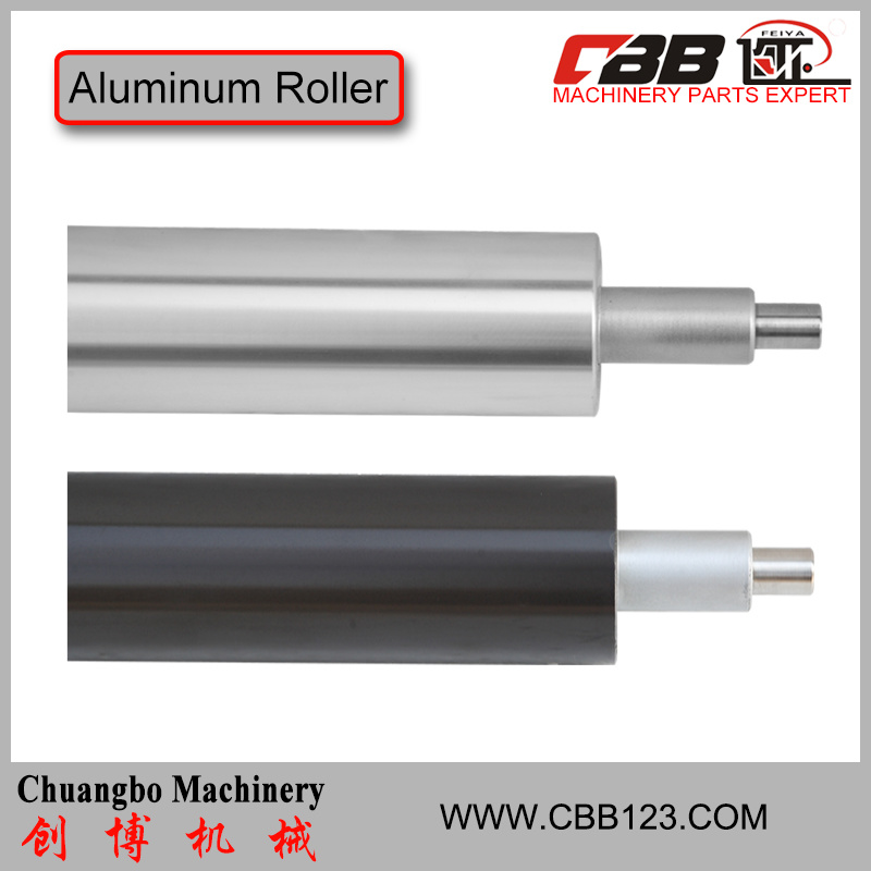 Anodized Aluminum Roller for Printing Machine