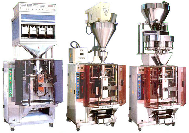 Vffs Vertical Granule Packaging Machine with CE
