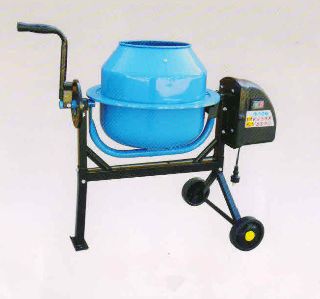 Construction Mini Standard Concrete Mixer