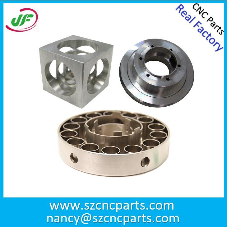 Precision CNC Machining Parts of Aluminum, OEM Stainless Steel Casting Parts