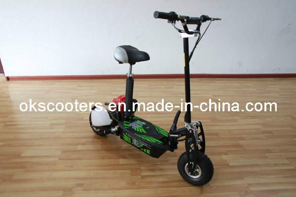 New Model of Foldable Gas Scooter (YC-9005)