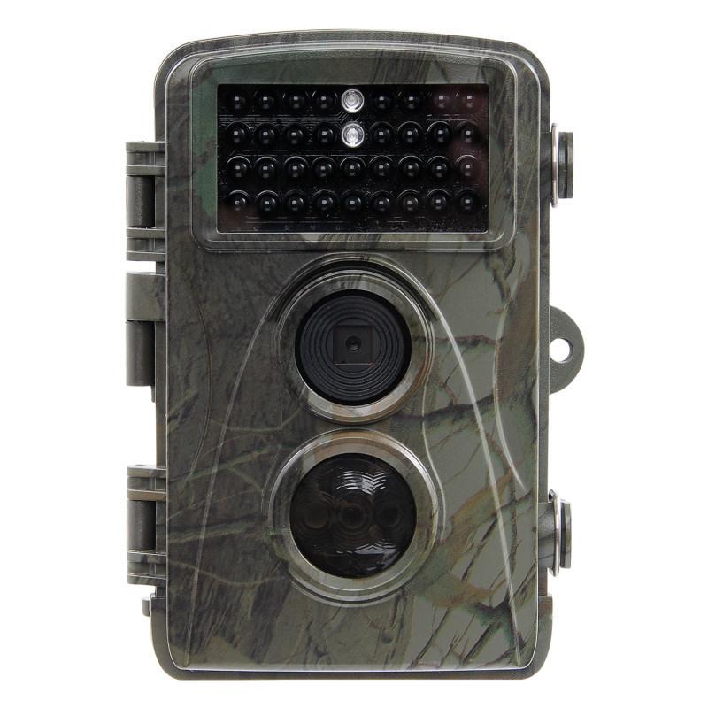 """12MP 1080P 2.4"""" LCD IR Night Vision Wildlife Camera"""