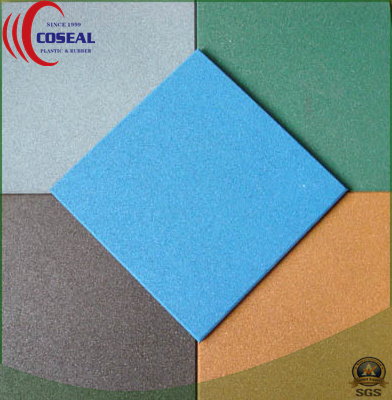 Five Colors of Nitrile Rubber Sheet for Floor
