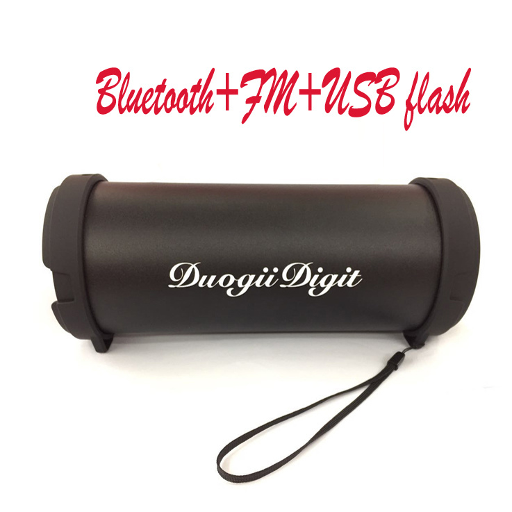 2.5 Inch Bluetooth Speaker 1500mAh Battery 6W Speaker