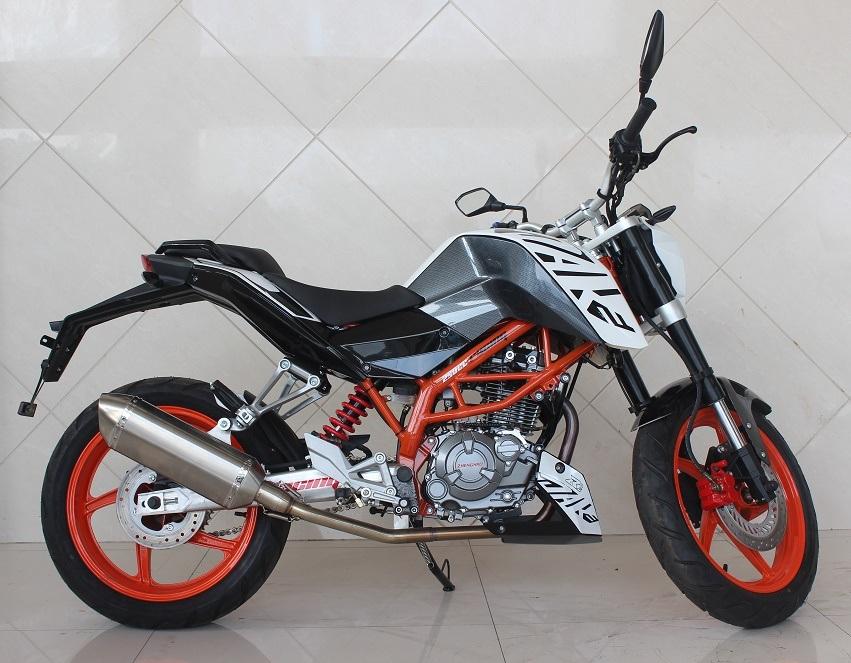 China Motorcycle Duke 200, 250cc