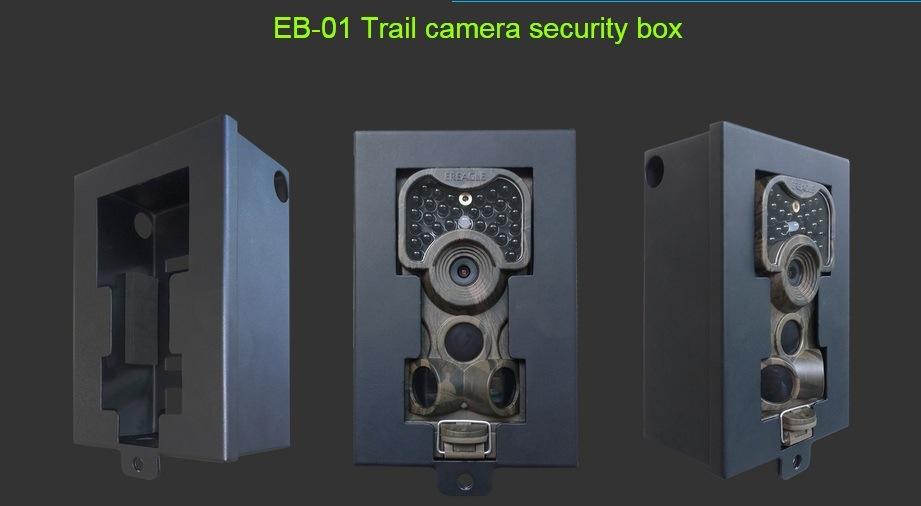 Eb-01 Trail Camera Security Box