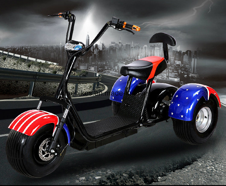 Three Wheel Electric Tricycle Scooter