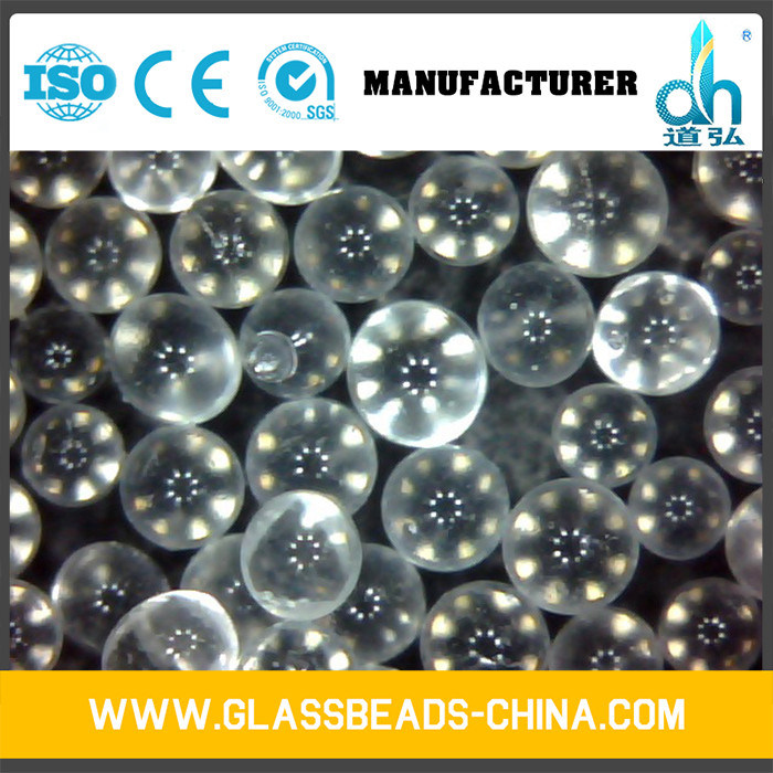 Industrial Blasting Glass Beads Glass Bead for Blasting