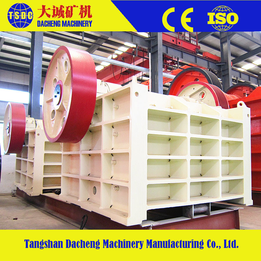 High Quality Hot Sales Stone&Rock Jaw Crusher