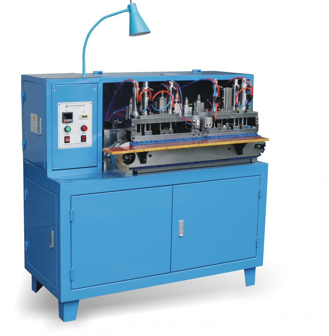 CE Certificate of Wire Stripping, Twisting, &Soldering Machine