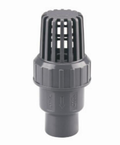 Hot Quality Foot Valve, Handle Type (PVC Valves)