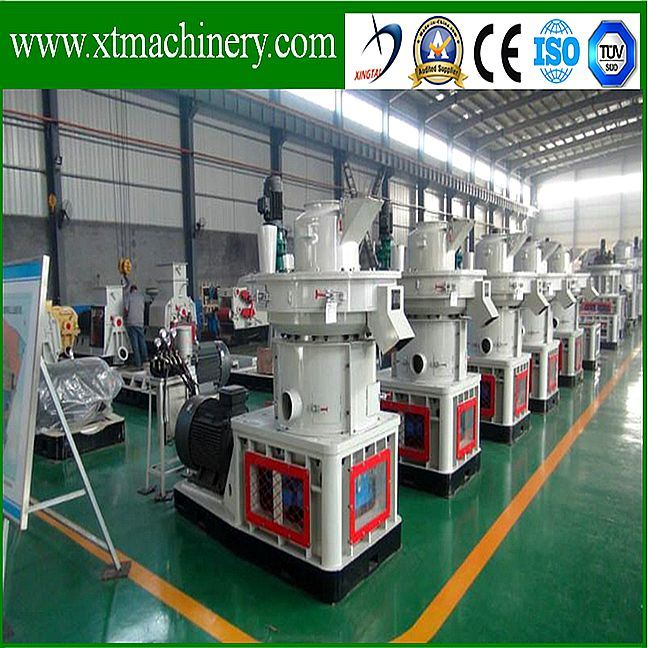 South Asia Hot Sell, Good Price Wood Pellet Machine