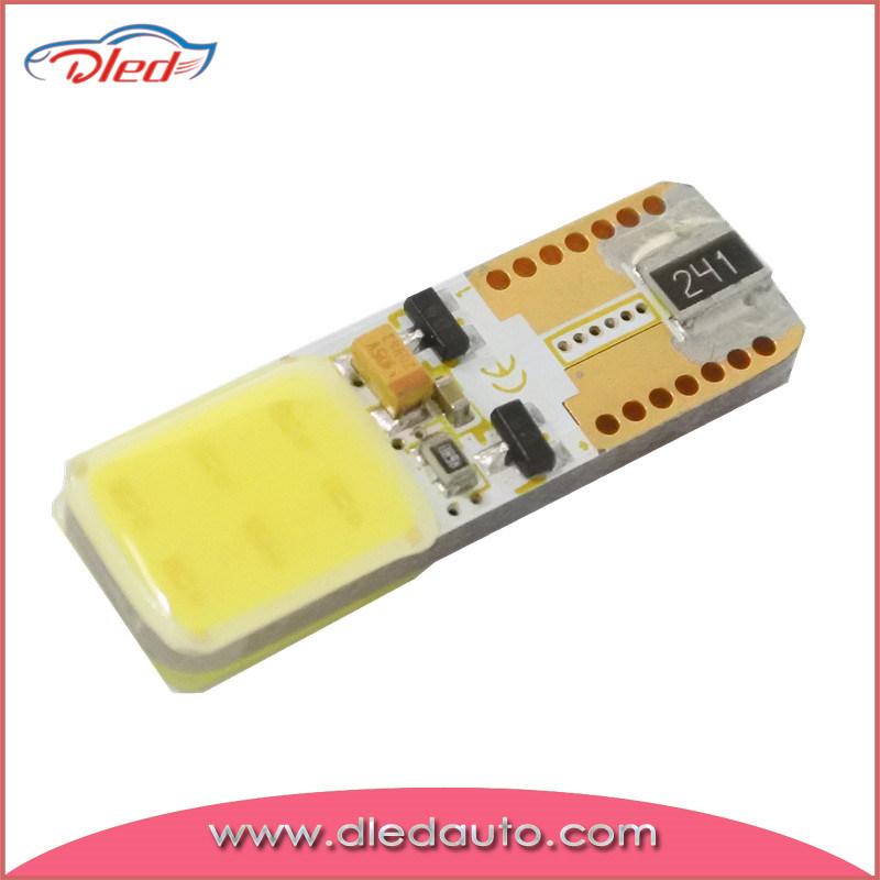 Super Bright 3W High Power COB LED W5w T10 Plasma LED Canbus Car Light