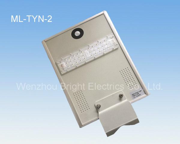 Factory Price Ml-Tyn-4 Series Integrated Solar Street Lighting Outdoor Street Lamp