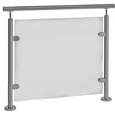 Stainless Steel Post Railing