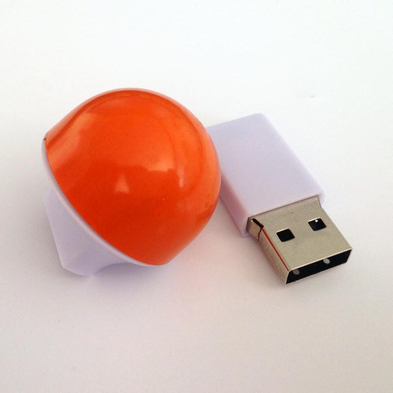 Customized Logo Tumbler USB Flash Drive Toy USB Disk8GB 16GB (TF-0098)