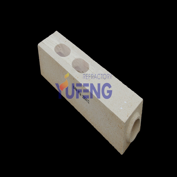Refractory Brick for Bottom Pouring System
