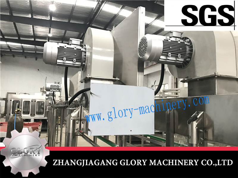 Automatic Drinking Mineral Water Bottling Filling Machinery for 200ml-2000ml Bottles