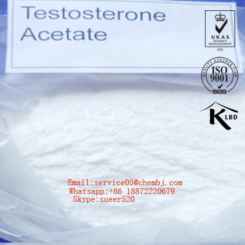 China Supplier Bodybuilding Steroid Testosterone Propionate