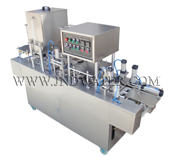Automatic Cup Washing Filling and Sealing Machine (JND-10C)
