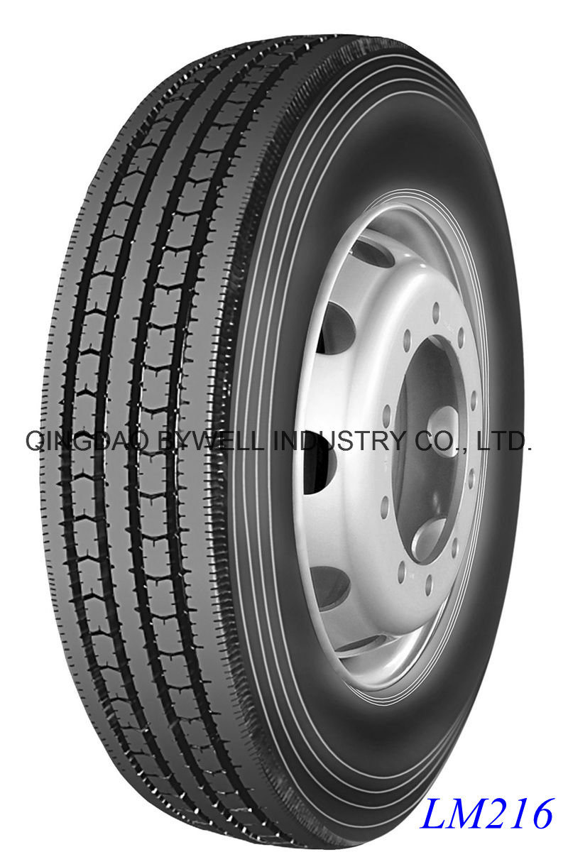 High Way Steer and Drive Patterns Truck and Bus Tires (11R22.5, 12R22.5, 285/75R24.5, 295/75R22.5)