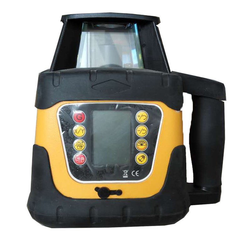 Rotary Laser Level with Screen