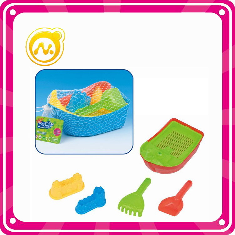 Educational Kids Gift Plastic Model DIY Beach Toys