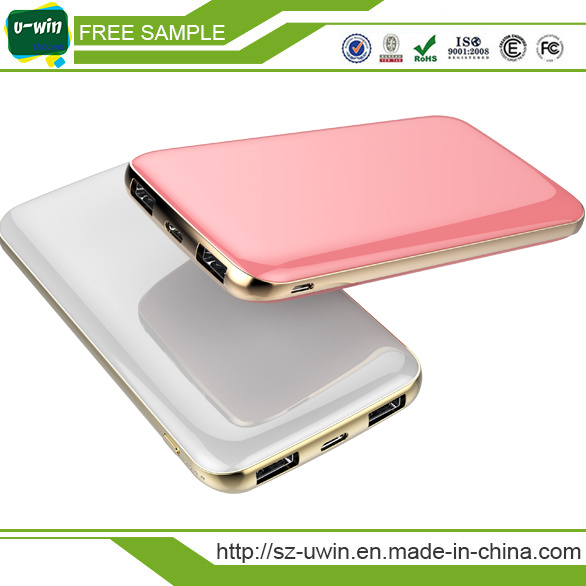 Promotional Gift 10000mAh USB Portable Power Bank Charger