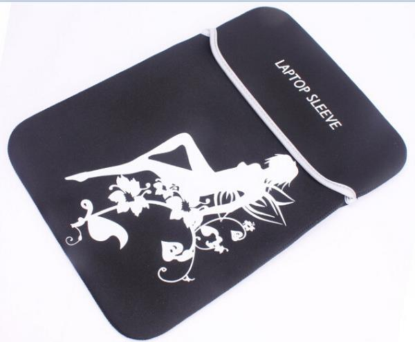 "Neoprene Tablet Sleeve, Fits up to 9.7"" with Nice Picture"