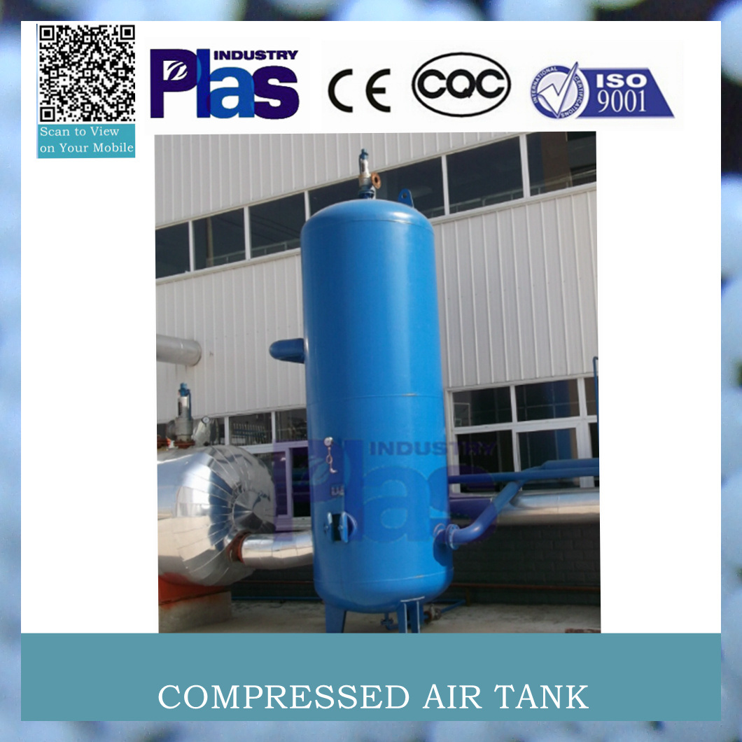 Compressed Air Tank for EPS Machines