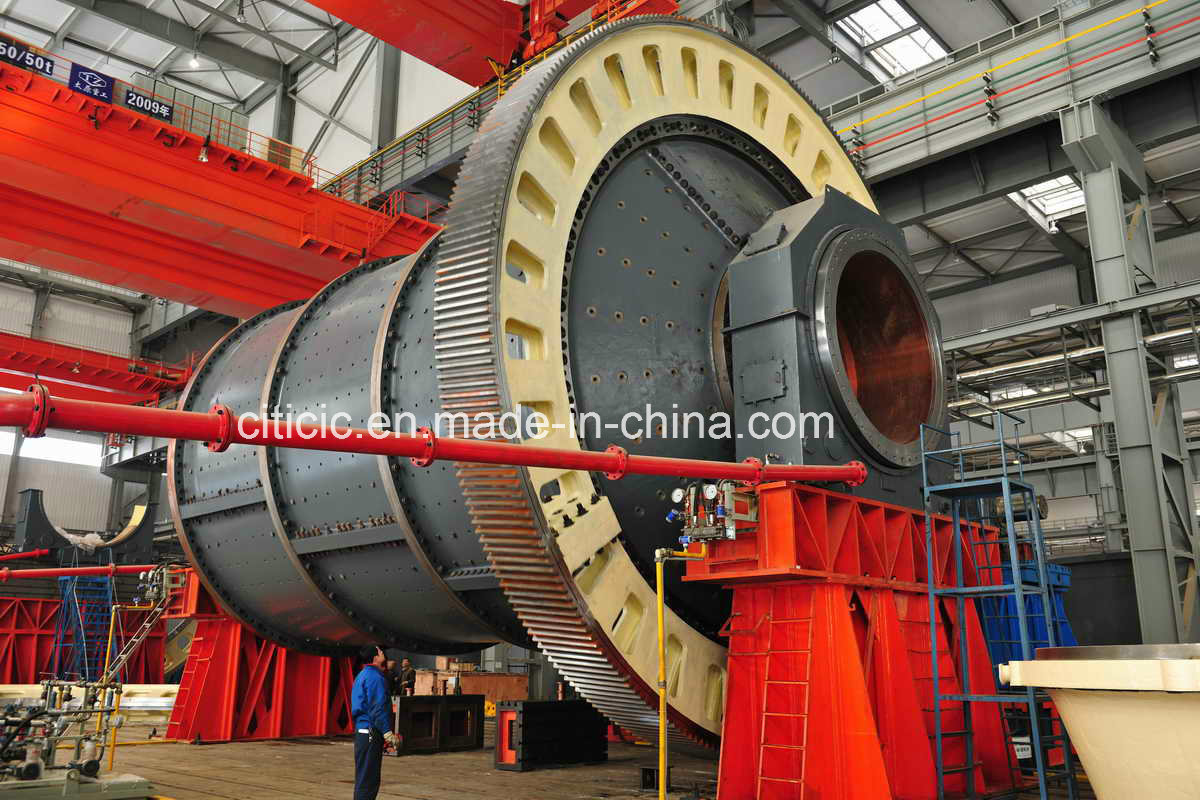 High Quality and Competitive Ball Mill